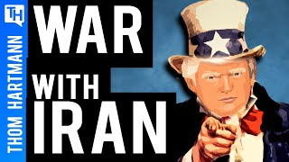 War in Iran : Trump's Route to Re-election?