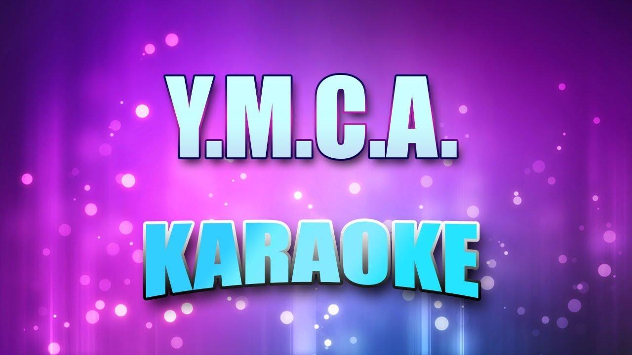 YMCA lyrics | Village People | (Karaoke & Lyrics)