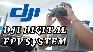 DJI DIGITAL FPV SYSTEM UNBOXING INDONESIA