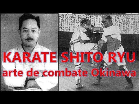 Kenwa Mabuni fundador del Karate Shito-Ryu (antiguo estilo de Okinawa a Japón)