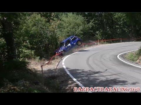 SUBIDA A XUNQUEIRA DE AMBIA 2019 Hillclimb crash the best moments Barracudaracing360