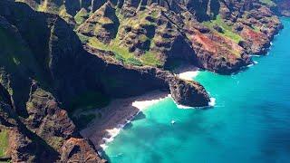 Kauai, Hawaii, USA In 4K Ultra HD