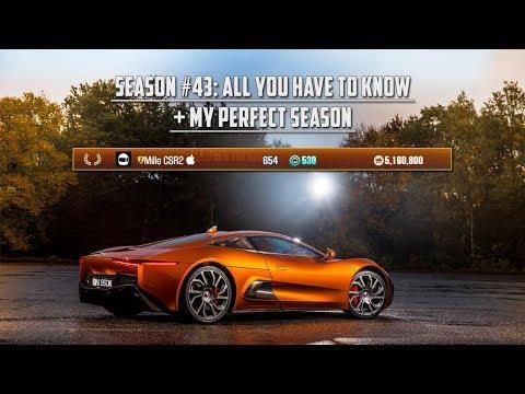 CSR Racing 2 | Season #43: All you need to know!