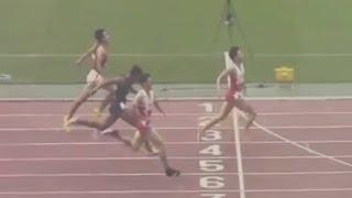 関東・関西IC男子400m比較