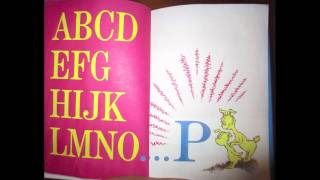 Dr Suess ABC Song