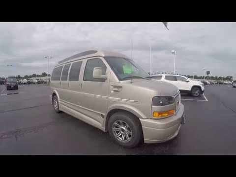 New 2019 GMC Conversion Van Explorer Limited SE 4X4