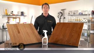 Stanley Steemer Solution™ #9 Stanley Steemer Hardwood Cleaner™