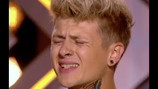 Judges Gave Him A Second Chance, Watch What Happens Next! | Audition 3 | The X Factor UK 2017