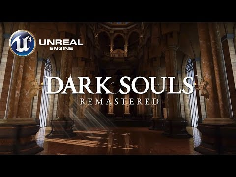Work on a Dark Souls style project? Or how about a fan project