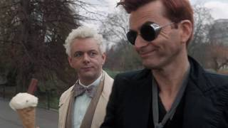 Crowley Aziraphale || Dear Future Husband - Самые лучшие видео