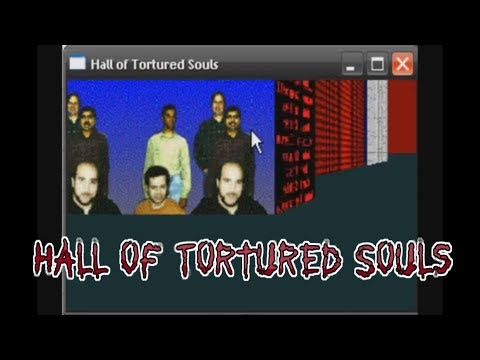 Hall of Tortured Souls | CREEPY SECRET in Microsoft Excel