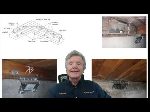 NO CRIPPLE WALL RETROFITS - WHEN THERE ARE NO JOISTS