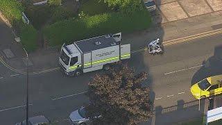 Anschlag in Manchester: Bombenmaterial bei Razzien entdeckt
