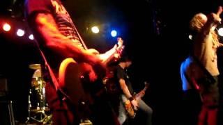 Strike Anywhere - Detonation - Live at bizzos july 2010 sydney