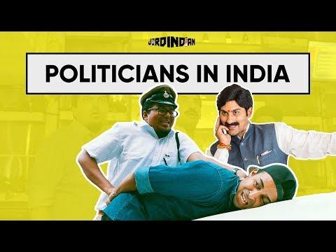 Politicians In India   When You Have A Politician Uncle   Jordindian Ft. Danish Sait