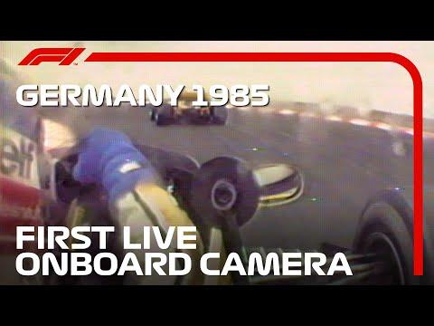 F1 ドイツGP 195年のF1オンボード映像。懐かしい貴重なドイツグランプリの映像がここに