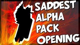 The Saddest Alpha Pack Opening - Rainbow Six Siege