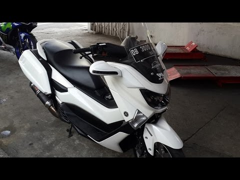 Video Modif Yamaha N MAX Jet Darat