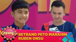 Truth or Dare! Betrand Peto Marahin Ruben Onsu! - Goyang In (18/1)