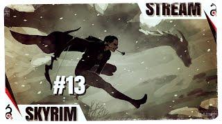 The Elder Scrolls V: Skyrim Прохождение с озвучкой #13 День Полного облИсения!