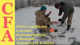 Отчеты о рыбалке с пяловского водохранилища