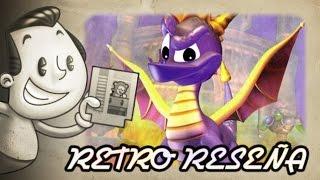 preview picture of video 'Retro Reseña - Spyro the Dragon'