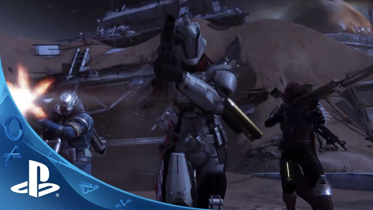 New Destiny Trailer Revealed at E3