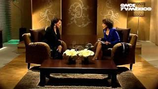 Conversando con Cristina Pacheco - Adriana Barraza