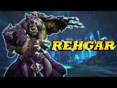 The Story of Rehgar Earthfury
