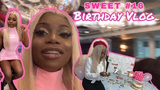 GRWM: SWEET 16 BIRTHDAY VLOG (lost Files)