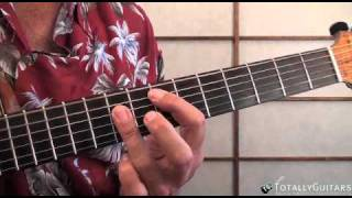 China Grove Free Guitar Lesson