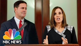Martha McSally Appointed To Fill John McCain