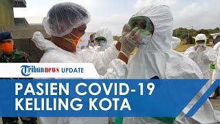 Pasien Positif Corona Bepergian Naik Ojek di Prabumulih Buat Warga Geger, Dinkes Ungkap Alasannya