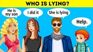 8 RIDDLES AND ANSWERS TO SHARPEN YOUR LOGIC