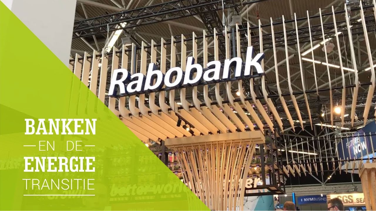Video: Banken en de Energietransitie - aflevering 1 Rabobank