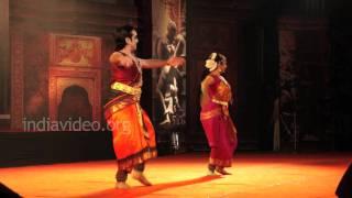 Bharatanatyam Performance - Vineeth and Lakshmi Gopalaswamy