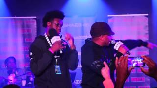 Ugly God Performs Live on Sway's 2017 SXSW Show