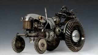 Auto Parts Art