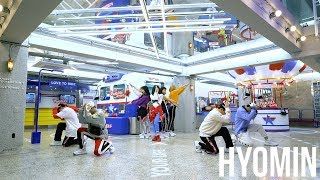 효민 HYOMIN X STRETCH ANGELS '으음으음(U Um U Um)' 안무영상 (Choreography Video)