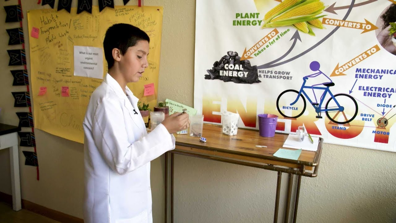Bisbee Science Lab