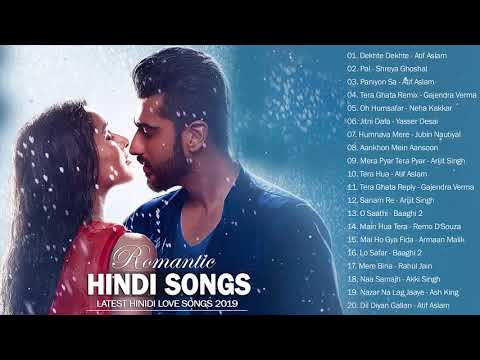 Download Best Hindi Songs 2019 - BEST OF HINDI LOVE SONGS    New Bollywood Songs 2019, INDIAN songs JuKeBox Mp4 HD Video and MP3