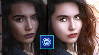Easy Face Retouching In Ps Touch | Step By Step | Fahim Editing