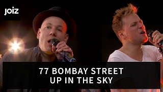 77 Bombay Street –  Up In The Sky (Live at joiz)