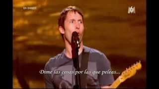 """James Blunt """"So Far Gone"""" X Factor (Subtitulado en Español)"""