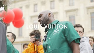 Louis Vuitton Men's Spring-Summer 2020 Show: All-Access with Loïc Prigent