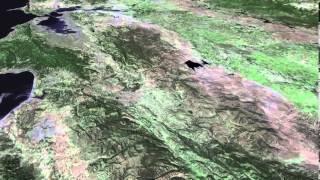 Central Coast Ranges and Coast Flight