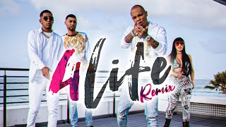 Video 4 Life (Remix) de Anonimus feat. Pusho, Jay Wheeler y Queen Rowsy
