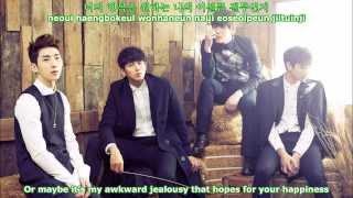2AM - 그냥 있어줘 (Just Stay) [English Subs, Romanization & Hangul]