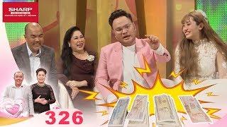 Vợ Chồng Son | Tập 326 FULL | Vinh Râu giận tím người đếm tiền lẻ đêm tân hôn vì bị bạn bè chơi khăm