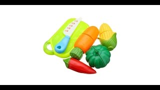 Children Play House Toy Cut Fruit Plastic Fruits Vegetables Kitchen Baby Classic Kids Toys Kitchen P